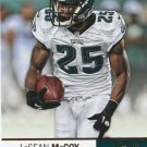 2012 Absolute Football Card #73 LeSean McCoy