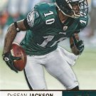 2012 Absolute Football Card #74 DeSean Jackson