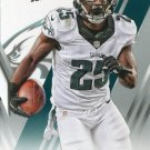 2014 Absolute Football Card Red #8 LeShean McCoy