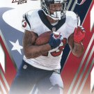 2014 Absolute Football Card Red #27 Arian Foster