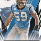 2014 Absolute Football Card Red #28 Luke Kuechly