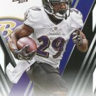 2014 Absolute Football Card Red #35 Justin Forsett