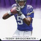 2014 Panini Contenders Football Card Rookie of the Year #3 Teddy Bridgewater