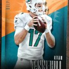 2014 Prestige Football Card #7 Ryan Tannehill