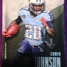 2014 Prestige Football Card #24 Chris Johnson