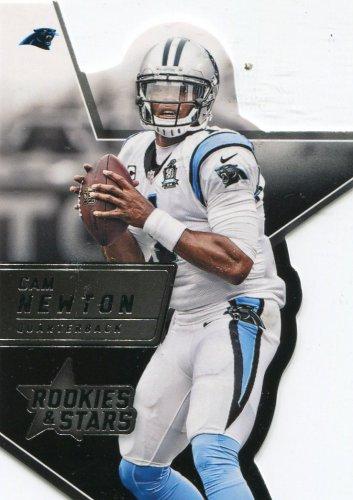 2015 Rookies & Stars Football Card #RSS06 Cam Newton