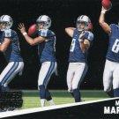 2015 Rookies & Stars Football Card #RP29 Marcus Mariota