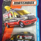 2017 Matchbox #2 14 Ford Transit News Van