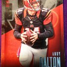 2014 Prestige Football Card #32 Andy Dalton