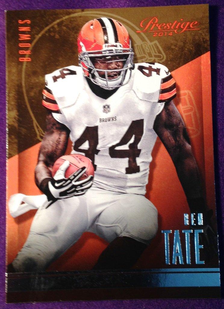 2014 Prestige Football Card #41 Ben Tate