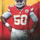 2014 Prestige Football Card #90 Justin Houston
