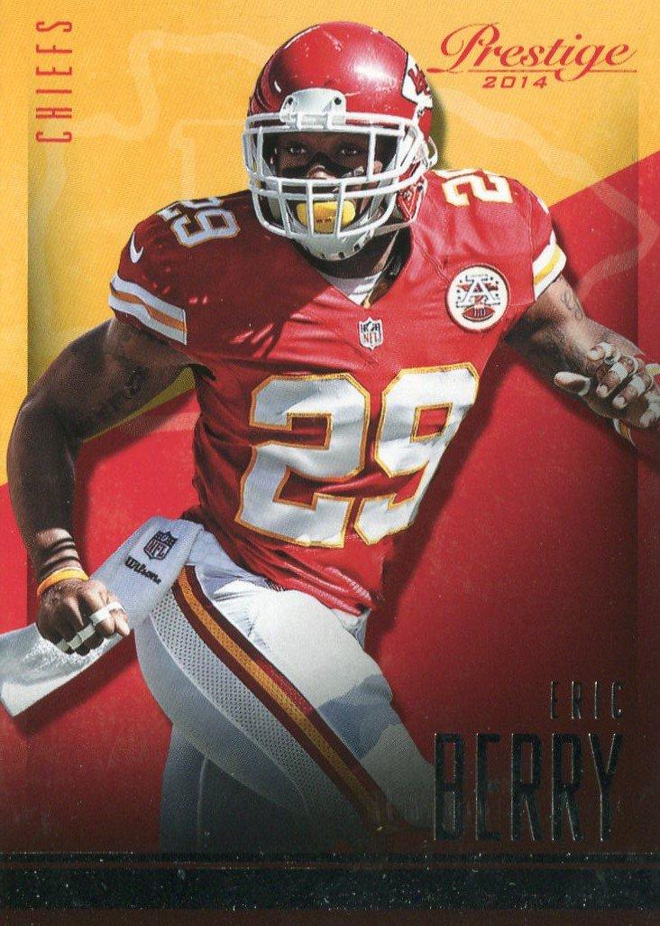 2014 Prestige Football Card #91 Eric Berry