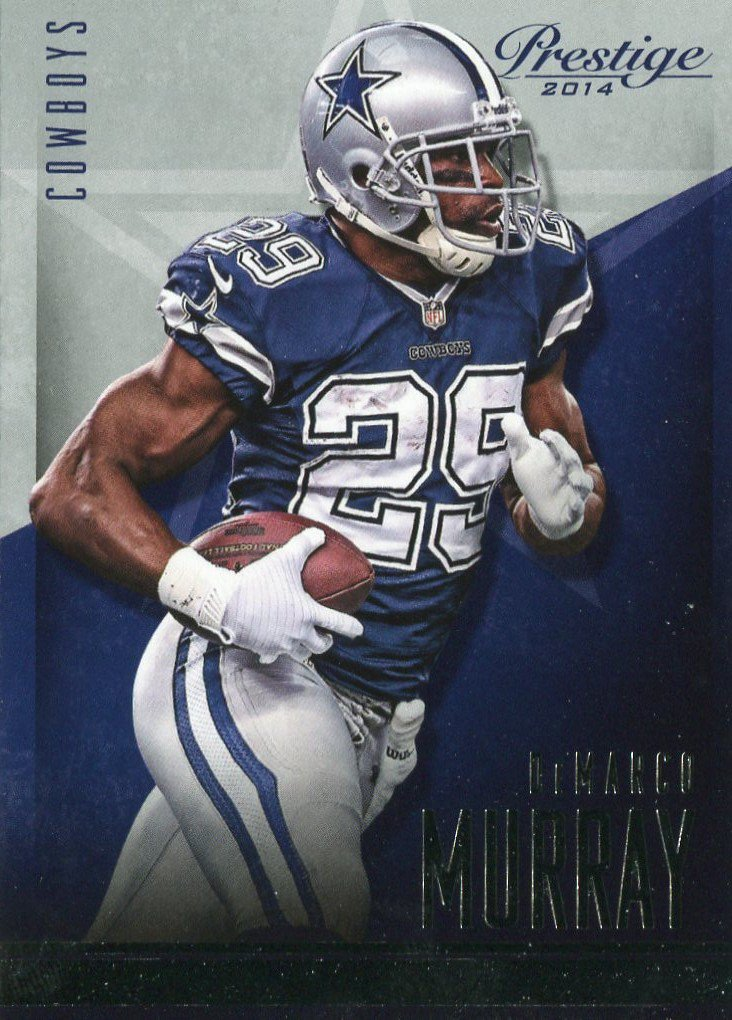 2014 Prestige Football Card #106 DeMarco Murray