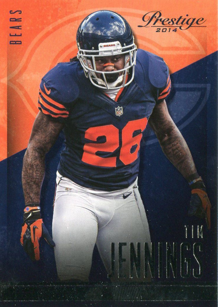 2014 Prestige Football Card #131 Tim Jernnings