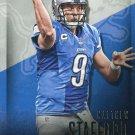 2014 Prestige Football Card #132 Matthew Stafford