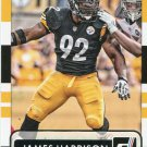 2015 Donruss Football Card #157 James Harrison