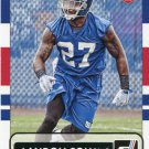 2015 Donruss Football Card #198 Landon Collins