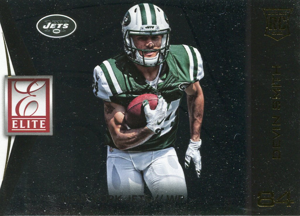 2015 Donruss Football Card Elite #68 Devin Smith