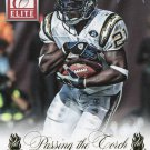 2015 Donruss Football Card Elite Passing The Torch #7 LaDanian Tomlinson/Melvin Gordon