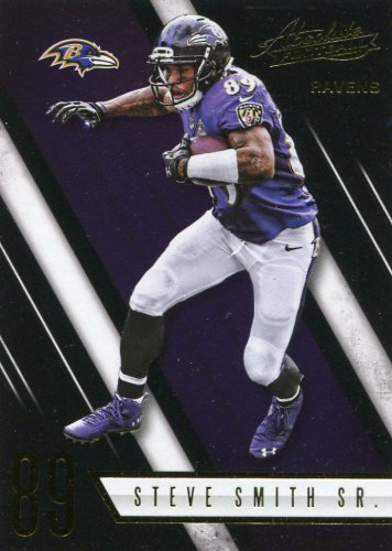 2016 Absolute Football Card #26 Steve Smith Sr