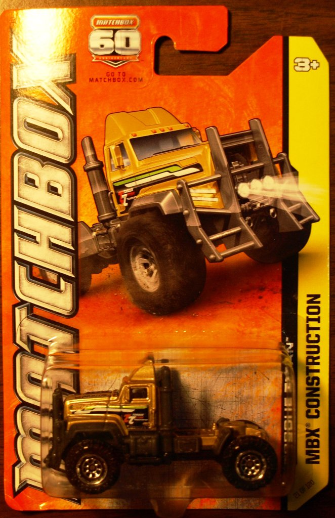 2013 Matchbox #21 Torque Titan