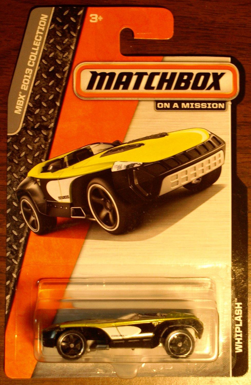 2013 Matchbox #23 Whiplash