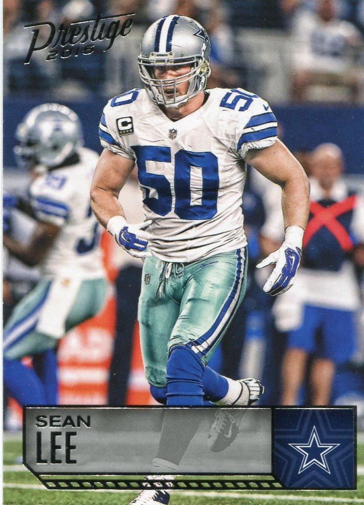 2016 Prestige Football Card #56 Sean Lee
