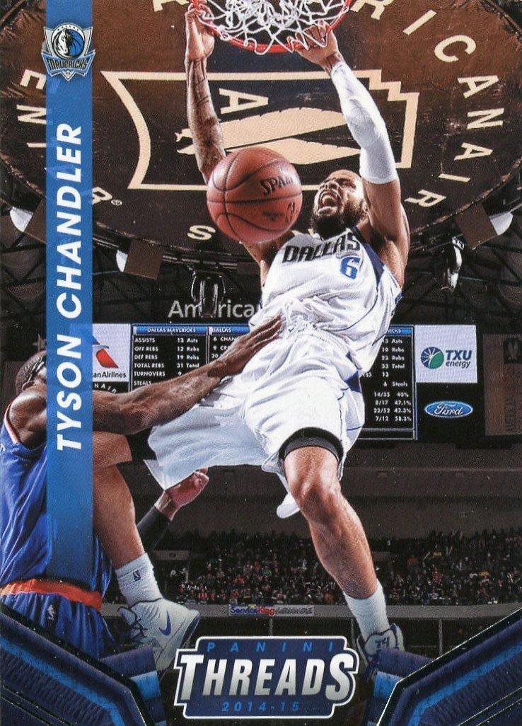 2014 Threads Basketball Card #192 Tyson Chandler