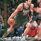 2014 Threads Basketball Card #200 Zaza Pachulia