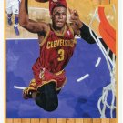 2013 Hoops Basketball Card #225 Dion Waiters
