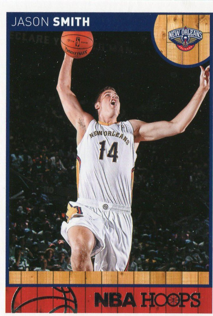 2013 Hoops Basketball Card #235 Jason Smith