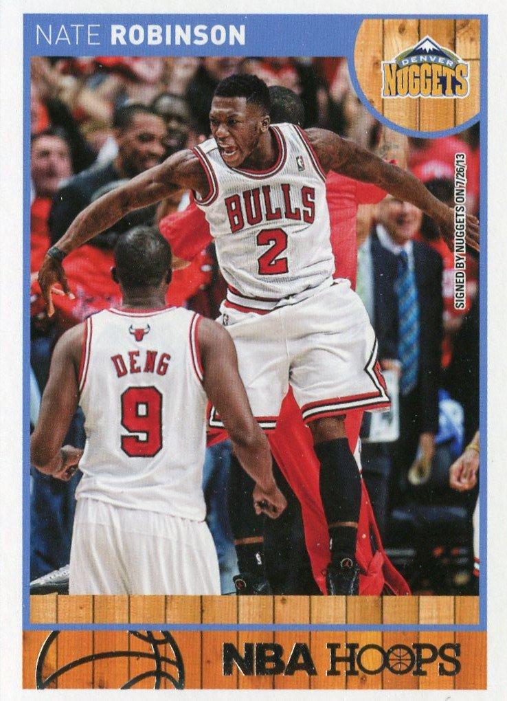 2013 Hoops Basketball Card #242 Nate Robinson