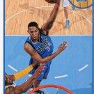 2013 Hoops Basketball Card #259 Brandan Wright
