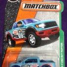 2017 Matchbox #117 Ford F-150 SVT Raptor