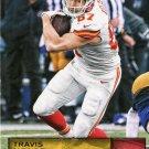 2016 Prestige Football Card #100 Travis Kelce
