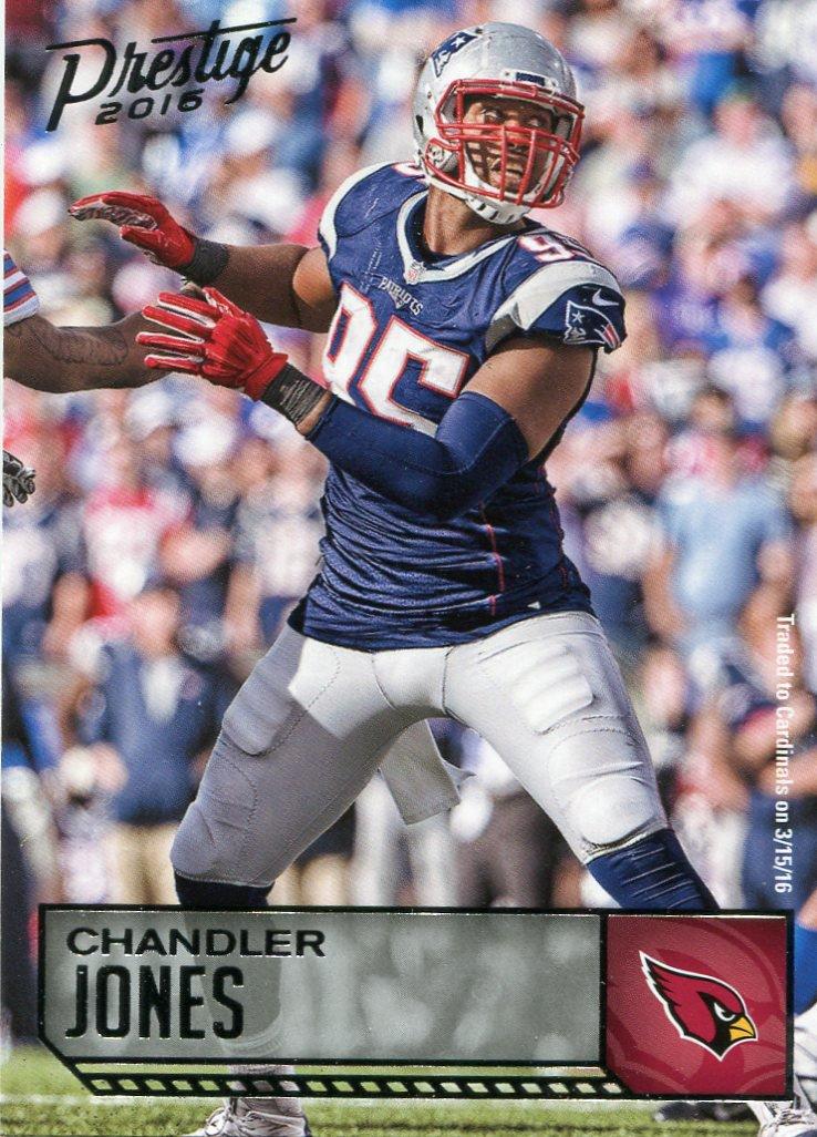 2016 Prestige Football Card #121 Chandler Jones