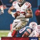 2016 Prestige Football Card #129 Rashad Jennings