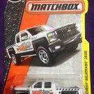 2017 Matchbox #59 14 Chevy Silverado 1500