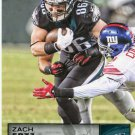 2016 Prestige Football Card #151 Zach Ertz