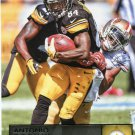 2016 Prestige Football Card #155 Antonio Brown
