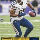 2016 Prestige Football Card #163 Antonio Gates