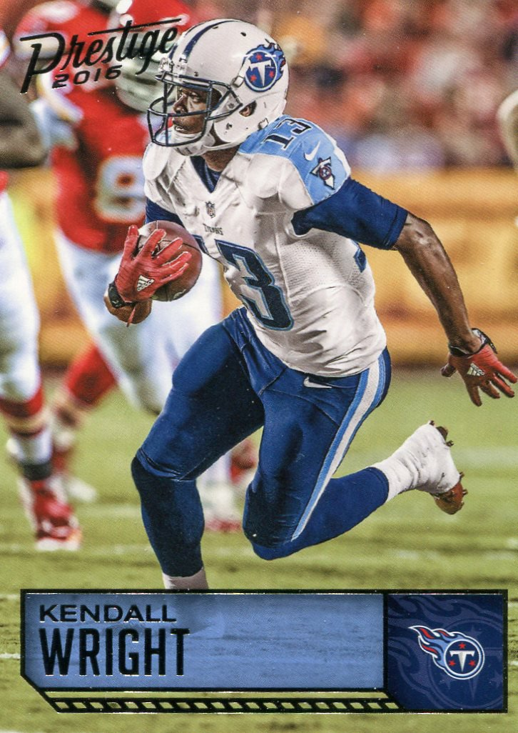 2016 Prestige Football Card #192 Kendall Wright