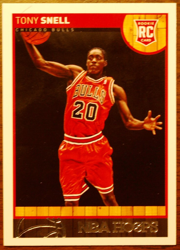 2013 Hoops Basketball Card #280 Tony Snell