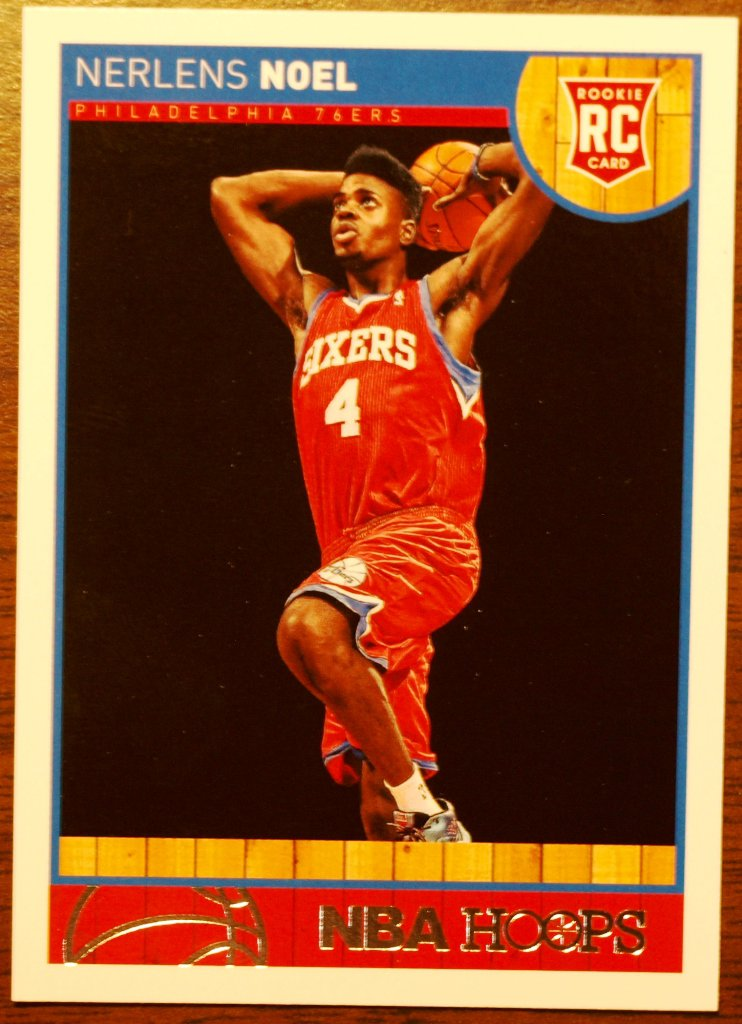 2013 Hoops Basketball Card #266 Nerlens Noel