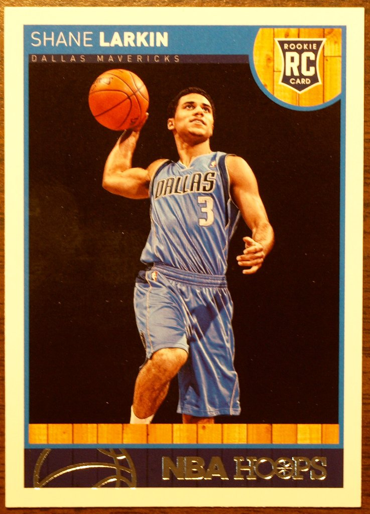 2013 Hoops Basketball Card #278 Shane Larkin