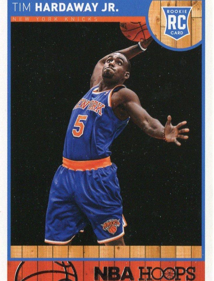2013 Hoops Basketball Card #284 Tim Hardaway Jr