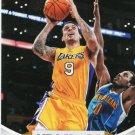 2012 Hoops Basketball Card #201 Matt Barnes