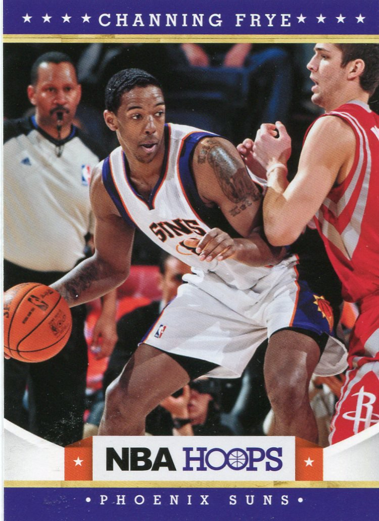 2012 Hoops Basketball Card #209 Channing Frye