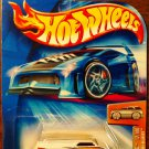 2004 Hot Wheels First Edition #12 Blings Dairy Delivery