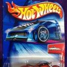 2004 Hot Wheels #46 W-Oozie